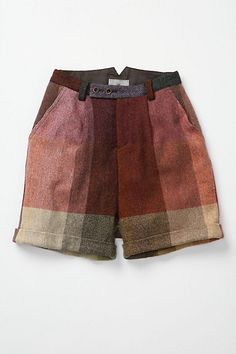 Cardiff Trouser Shorts - StyleSays