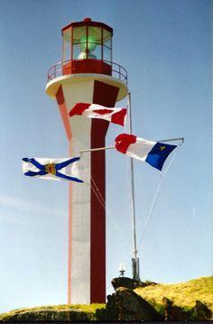 Cape Forcher Lighthouse, Yarmouth, Nova scotia