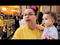 Sicily Acren - A parent explains how her 1-year-old daughter benefits from a home visiting program.