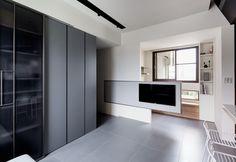 V+T Interior Studio | THE ALL IN ONE APARTMENT