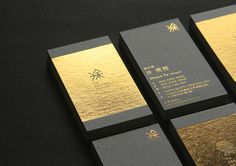 biz card / Tu Design Office | foil
