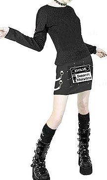 Scrapland Apocalyptic Goth Underground Fashion