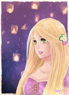 Tangled by ShaniNeko on DeviantArt