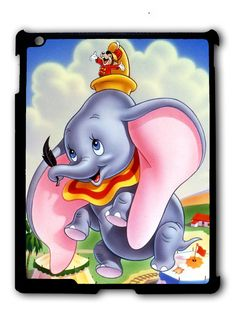 Disney Dumbo iPad case, Available for iPad 2, iPad 3, iPad 4 , iPad mini and iPad Air