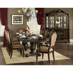 Cherry Dining Room Set - Dining Room Set - Sears - Dining room sets ...