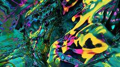 ADANA TWINS VISUAL IDENTITY #visuals #adanatwins #texture #animation #c4d #poster #print #music #rythmic #3d #graphicdesign #illustration