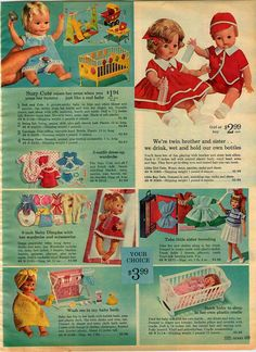 1965 Advert Mattel Doll Dee Dee Singin Chatty Little Miss Echo Italy | eBay