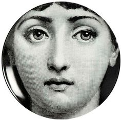 Fornasetti T&V wall plate sur shopstyle.fr