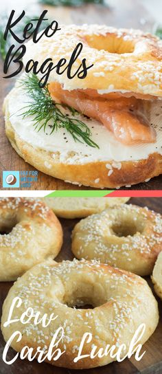Bagels are a very popular breakfast or lunchtime option that are ready to grab and go. Its so disappointing when you try to go keto and keep it simple, but it just ends up being harder than you thought. Well, that's when these amazing keto bagels come in. They really aren't that hard to make, and you'll have enough for a whole weeks worth of lunches, or 2-3 days worth of breakfast and lunch combined. via @fatforweightlos