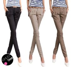 womens fitted trousers - Google Search