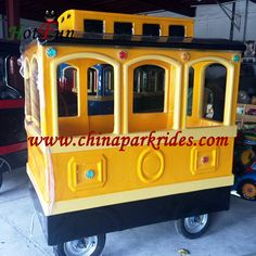 Our Dubai customer's ordered product: tourist train rides, is completed, and will be delivered tomorrow. Congratulations! More info pls contact us! sales@chinaparkrides.com 0086 157 1648 3771 www.chinaparkrides.com