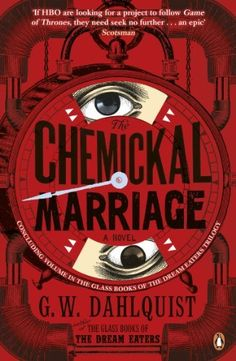out of print?  The Chemickal Marriage (Dream Eaters, book 3) by G.W. Dahlquist, http://www.amazon.com/dp/B0083DJXKY/ref=cm_sw_r_pi_dp_ZJpkvb12YYWGF