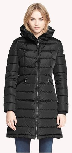 Moncler Flamette Coat. The Moncler Flamette Coat is almost sold out...find your size and save now. See all Moncler coats on Tradesy