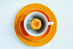 Millecolori Brillanti: la gioia del sole primaverile risplende anche sulla tavola. #porcellana #tazza #colori #primavera