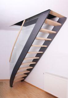 Treppenhaus Einfamilienhaus Msglocal nach innen Wandgestaltung ...
