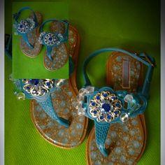 Sandalias de nina