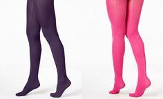 Hue Variegated Stripe Control Top Tights - Tights, Socks, & Hosiery - Handbags & Accessories - Macy's