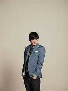 Lee Min Ho for Trugen Fall/Winter 2012/13 Catalogue