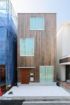 """無印良品初の「3階建て住宅」、ポイントは都市型住宅の""""3つのデメリット"""" 日経トレンディネット"""
