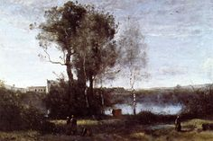1865 - Large Sharecropping Farm - Camille Corot