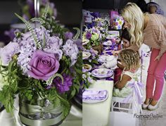 """Princess and the Frog"" elegant tea party"