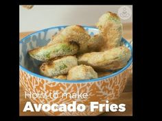 How to Make Crispy Avocado Fries (Dairy and Gluten-Free) : The Hearty Soul
