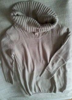Kaufe meinen Artikel bei #Kleiderkreisel http://www.kleiderkreisel.de/damenmode/rollkragenpullover/69614612-hm-rollkragen-long-pullover-beige-gr-m