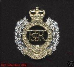 Royal Engineers Military Badge
