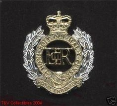 Royal Engineers Military Badge