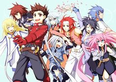 OH MY GOSH GUYS I'M GETTING TALES OF SYMPHONIA CHRONICLES TODAY!!!
