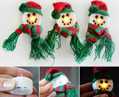 Top 30 Lovely and Cheap DIY Christmas Crafts Sure to Wow You