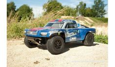Lrp - 2700120702 - Voitures Radiocommandées / Radio Controlled cars -  Buggy rc - S10 BLAST 2 SC 2.4GHZ RTR