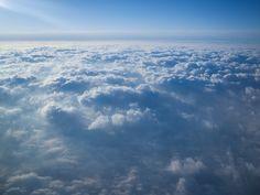 Vacation, Sky, Blue, Cloud, Plane, Flying, Horizon #vacation, #sky, #blue, #cloud, #plane, #flying, #horizon