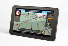Aguri camping-car et caravane RV720 DVR EU GPS 17,8 cm.