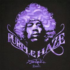 Purple Haze was in my brain  Lately things don't seem the same  Actin' funny but I don't know why  'Scuse me while I kiss the sky