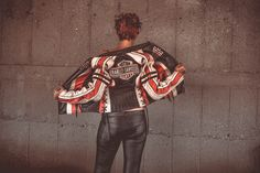 Looking For The Best Harley Leather Jackets?     http://motorbikeshed.com/harley-leather-jackets/    #motorbikeshed