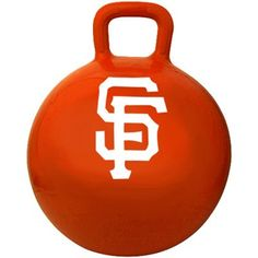 San+Francisco+Giants+Team+Hopper+-+Orange