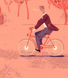 Ciclista by malota