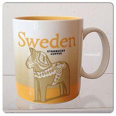 Starbucks Dala Horse Mug - I Like it!