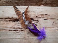The WILLOW RIVER Collection.Tie Fly Boutonniere Fishing by TieFly