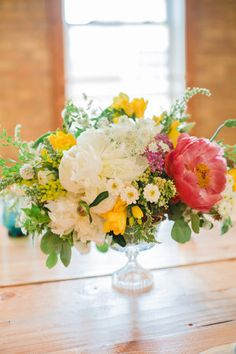 Heirloom Event Co. // Modern Heirloom  Photo by Nikole Marie Photography, Floral by May Floral Design