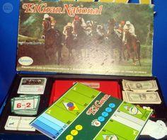 . Juego de mesa vntage el gran national apuestas de caballos papirots buen estado ref 8219  juego de mesa vntage el gran national apuestas de caballos papirots buen estado a9-a10  consideramos las fotos como parte de la descripci�n del art�culo, as� qu