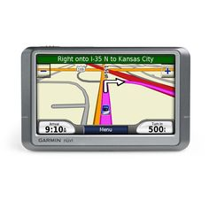 Garmin Red nüvi 205W 4.3-Inch Portable GPS Navigator >>> Read more reviews of the product by visiting the link on the image. (This is an affiliate link)