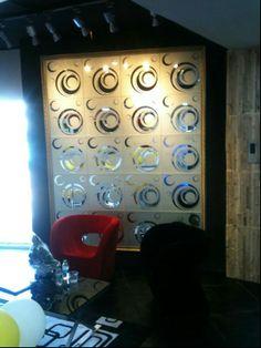 A074-silver Mirror Tiles, Frame, Silver, Home Decor, Picture Frame, Decoration Home, Room Decor, Frames, Home Interior Design