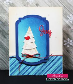 """Featuring the """"Candy Cane Lane"""" Collection from Stamp of Approval. #cpstampofapproval"""
