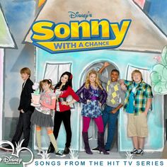 Disney Sonny with a Chance