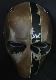 army of two mask airsoft