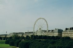Paris, France. 35mm Film Photography
