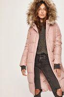 Geaca din colectia Answear Diesel, Tommy Hilfiger, Fur Coat, Winter Jackets, Fashion, Winter Wear, Diesel Fuel, Winter Coats, Moda