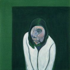 FRANCIS BACON So, with 'Head of woman, 1960', we return to find 3 versions whose differences nobody clarifies. - This is the 3ª version of 'Head of woman, 1960', without dimensions.